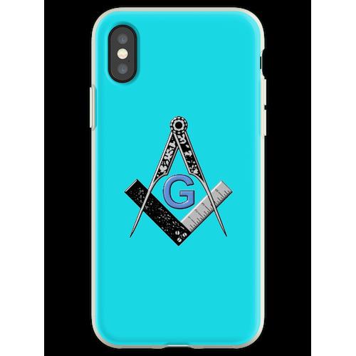 Maurerwerkzeuge Flexible Hülle für iPhone XS