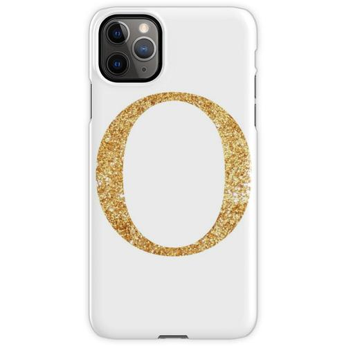 Gold Omicron iPhone 11 Pro Max Handyhülle