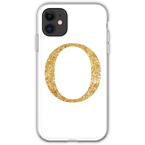 Gold Omicron Flexible Hülle für iPhone 11