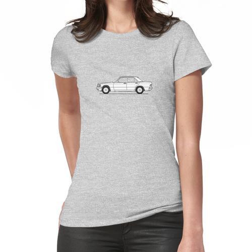 1990-W203-190E Frauen T-Shirt