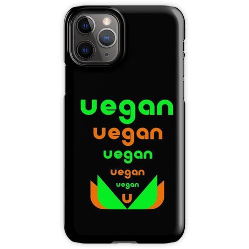 Veganer veganer Veganer iPhone 11 Pro Handyhülle