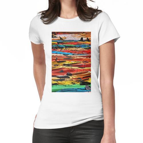 Kajak Kajak Frauen T-Shirt