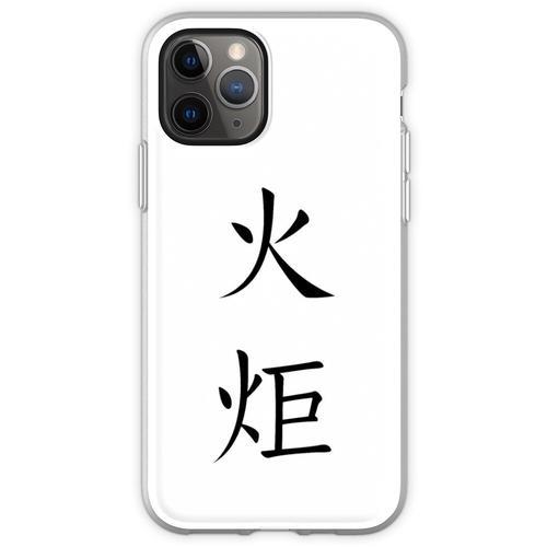 Konjaku Hyakki Shūi Zhulong (chinesisch: 燭 龍; pinyin: zhúlóng; Flexible Hülle für iPhone 11 Pro