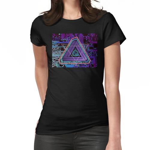 ElecTRONic Tri Frauen T-Shirt