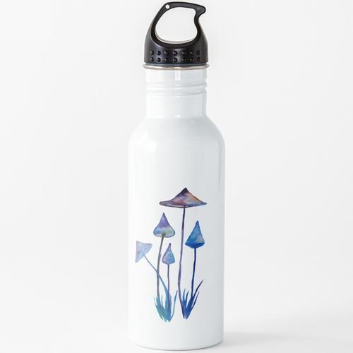 Zauberpilze, Zauberpilze Wasserflasche