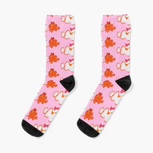Band Anglerfisch Socken