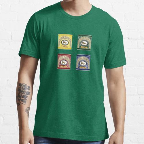 Bunter Lyles goldener Sirup-Zinnentwurf Essential T-Shirt