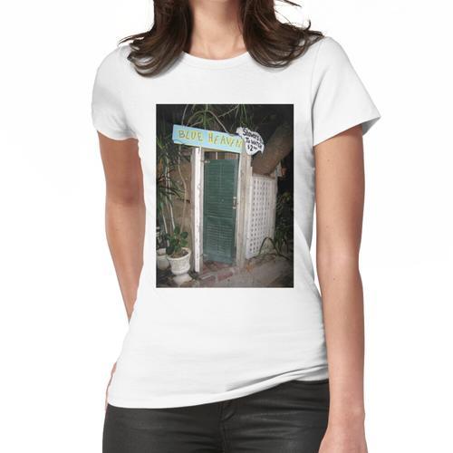 Blue Heaven Duschen $ 1,00, $ 2,00 Frauen T-Shirt