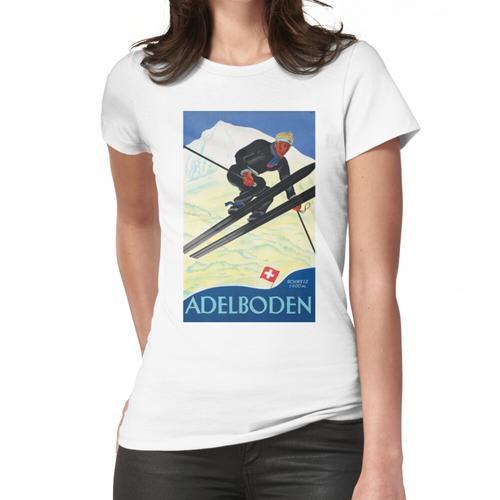 Adelboden Frauen T-Shirt