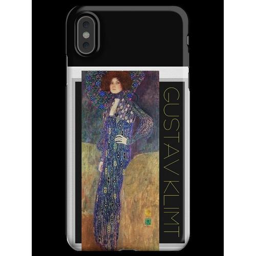 Jugendstil Jugendstil von Gustav Klimt iPhone XS Max Handyhülle