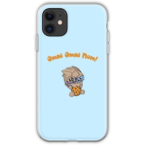 Omni Omni Nom! Flexible Hülle für iPhone 11