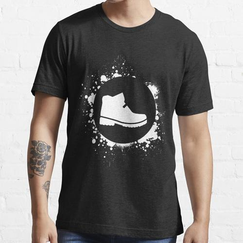 Wanderschuh Wandern Essential T-Shirt