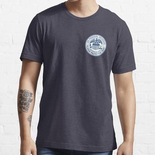 US Fed - Tauchschutzteam Essential T-Shirt