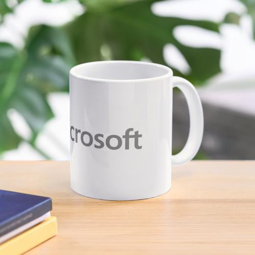 Microsoft Logo Mug