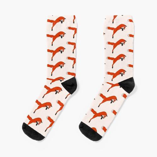 Foxy Jump Socken