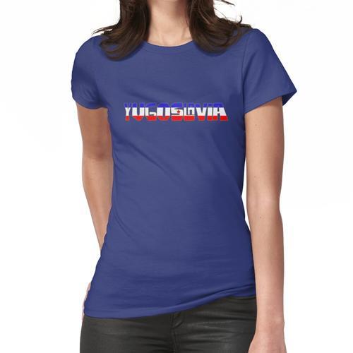 Ex Jugoslawien - Jugoslawien Frauen T-Shirt