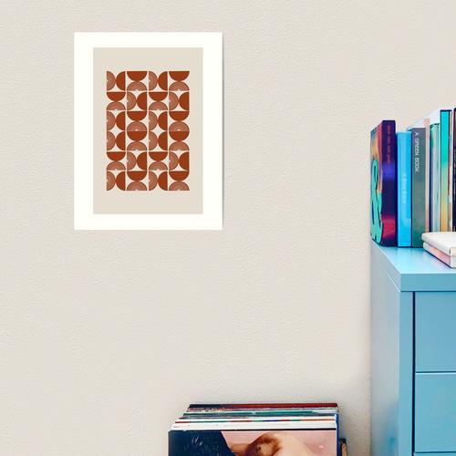 Bauhaus II Kunstdruck