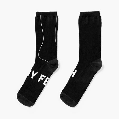 Fuß ist mein Fetisch - Fußanbetung - Fußliebhaber - Fetisch Nation Socken