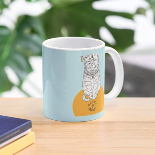 Giotto poetic mug Mug