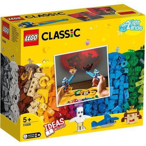 LEGO® Classic 11009 Bausteine - Schattentheater, bunt