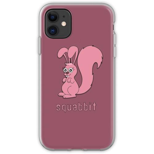 Bricklberry Squabbit Flexible Hülle für iPhone 11