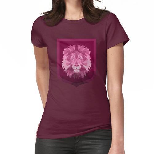 Kristalllöwe Frauen T-Shirt