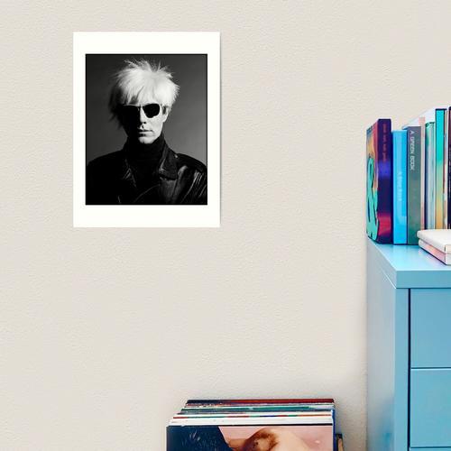 Warhol Kunstdruck