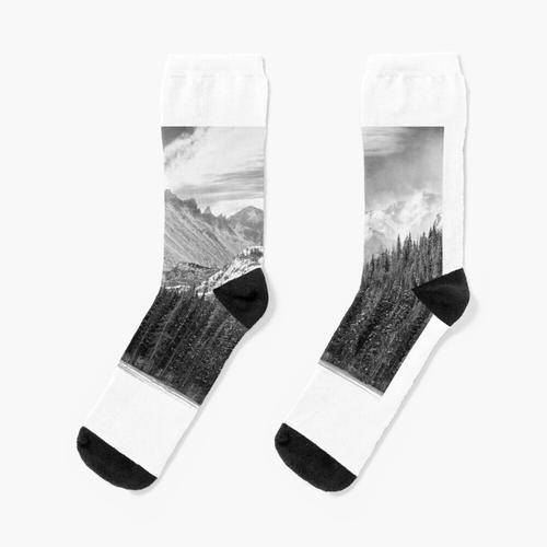 Diese Berge Socken