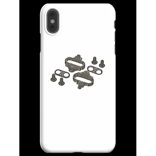 MTB Klampen iPhone XS Max Handyhülle