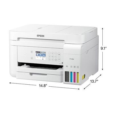 Epson EcoTank ET-3760 All-in-One Cartridge-Free Supertank Printer - Refurbished