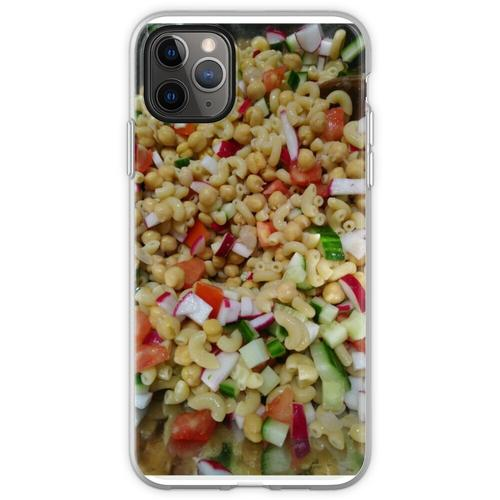 Nudelsalat Flexible Hülle für iPhone 11 Pro Max
