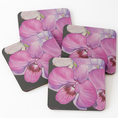Cooktown Orchidee Untersetzer