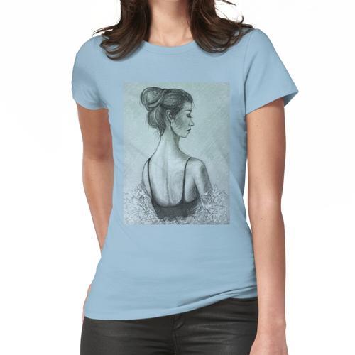 Frühlingsschnee Devotchka Frauen T-Shirt