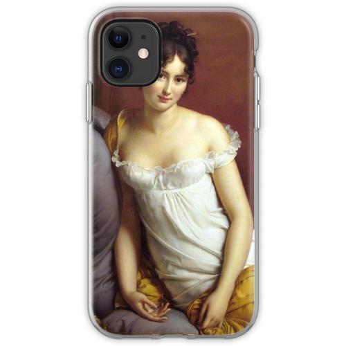 Madame Recamier Flexible Hülle für iPhone 11