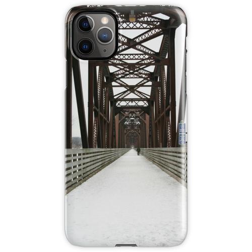 Alte Eisenbahnbrücke iPhone 11 Pro Max Handyhülle