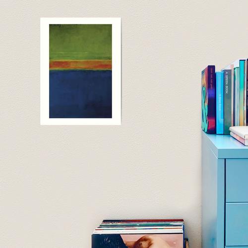 Mark Rothko   Nr. 2 Kunstdruck
