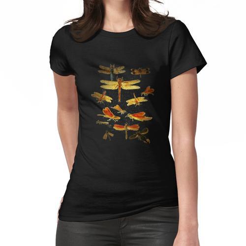 Libellen   Goldene Libellen   Libellentrend Frauen T-Shirt