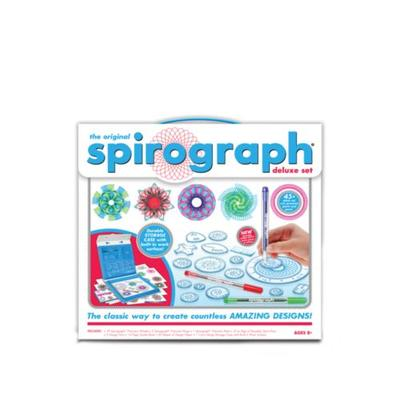 Spirograph Deluxe Drawing Set