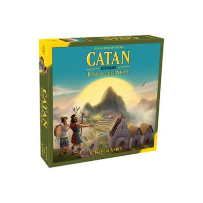 Catan Catan Histories: Rise of the Inkas Strategy Game