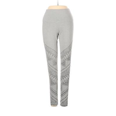 Active Pants - High Rise: Gray A...