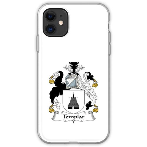 Templer oder Templer Flexible Hülle für iPhone 11