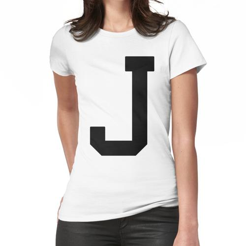 Letterman J. Frauen T-Shirt