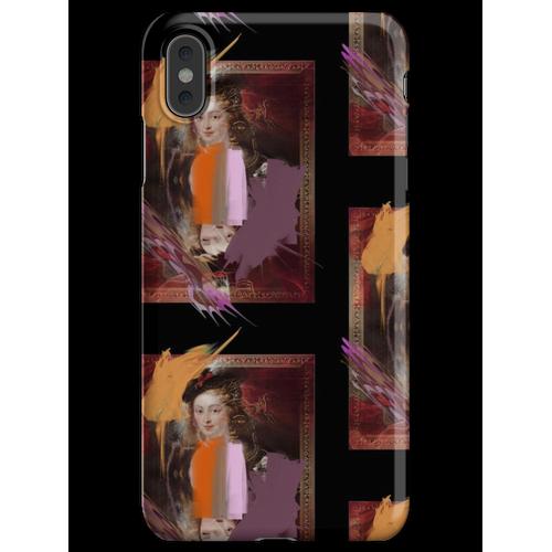 Distelfalter iPhone XS Max Handyhülle