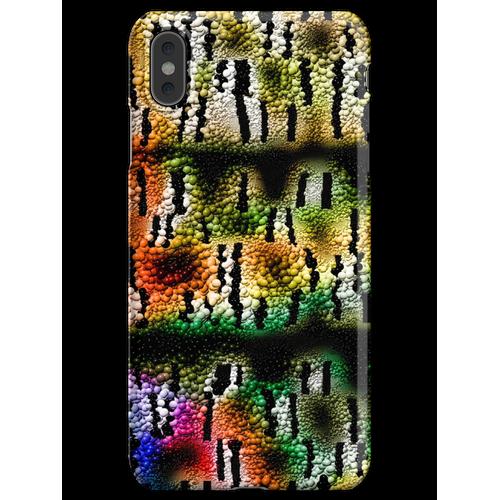 Bunte Nanopartikel iPhone XS Max Handyhülle