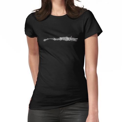 Dacian Wolf oder Dacian Draco Frauen T-Shirt