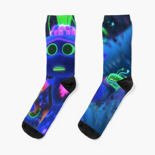 KÖNIG TROLLEX Socken