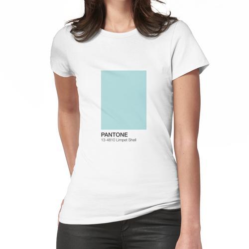 Napfschnecke Pantone Shade Frauen T-Shirt