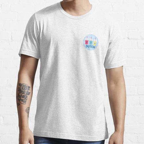 Holländischer Bros Kaffee Essential T-Shirt