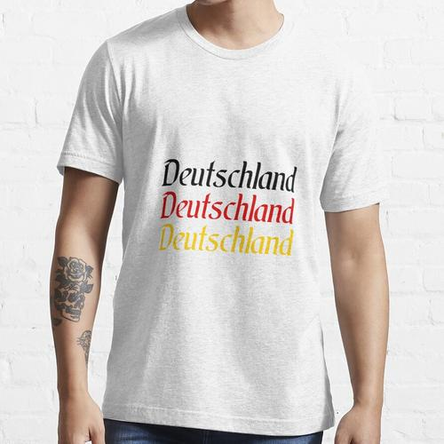 Deutschland Deutschland Deutschland Essential T-Shirt