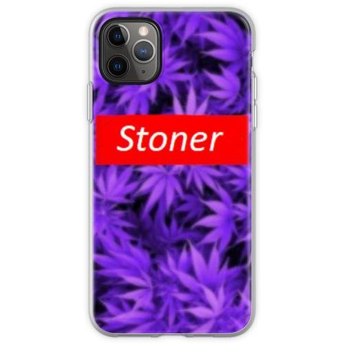 Stoner ist Stoner Flexible Hülle für iPhone 11 Pro Max